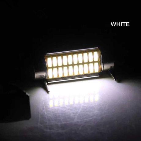 Супер силни лед крушки-дневни светлини-интериор-номер- C5W/C10W