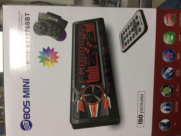 Продам новые магнитоллы 1 дин с мультирулем USB Blituz