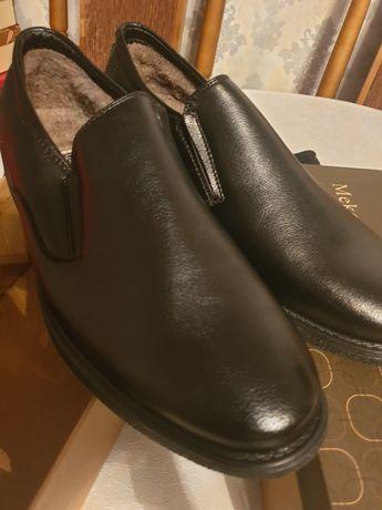 Мужские туфли новые 42размер