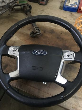 Volan piele cu comenzi Ford Mondeo 4