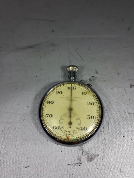 Cronometru mecanic compteur decimal original de colecție macheta