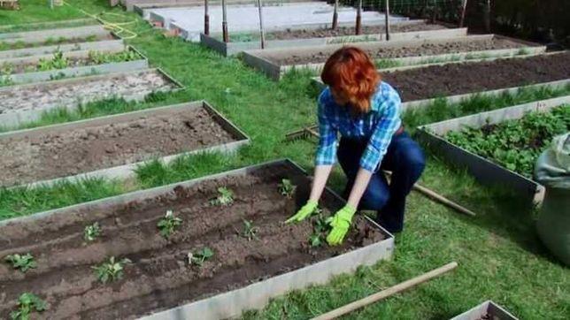 Грядки комплект (3*1м)12мм для огород и теплиц Караганда Темиртау Абай