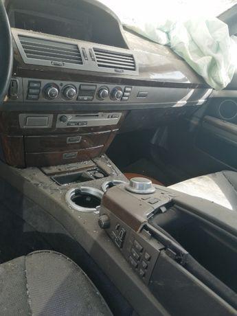 Display naviagtie BMW seria 7 Facelift, 4.5 Benzina, 2008, E66