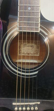 Электро-Акустическая гитара .