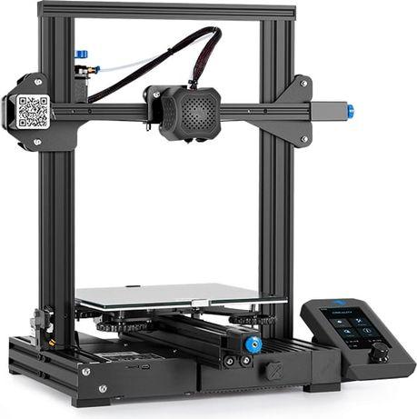 Промо!!  3Д принтер Creality Ender 3 V2 | с тих драйвер TMC2208