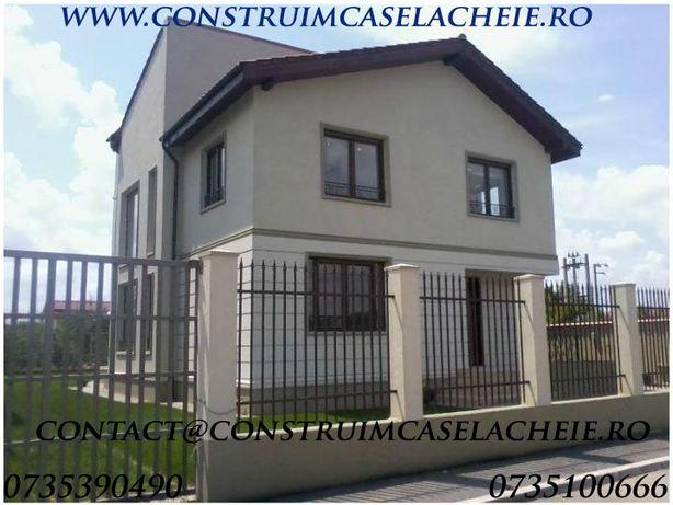 Constructii case la rosu sau la cheie,Consolidari, Demolari