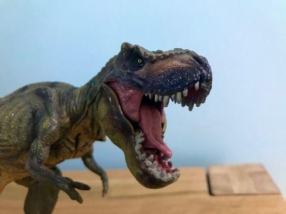 Детайлна фигурка играчка с подвижна челюст - Динозавър