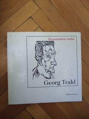Georg Trakl - Metamorfoza raului