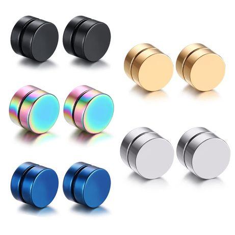 Cercei magnetici,nu necesita gaurirea urechii,8,10, mm,
