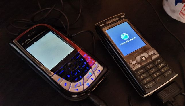 Nokia Sony Ericsson