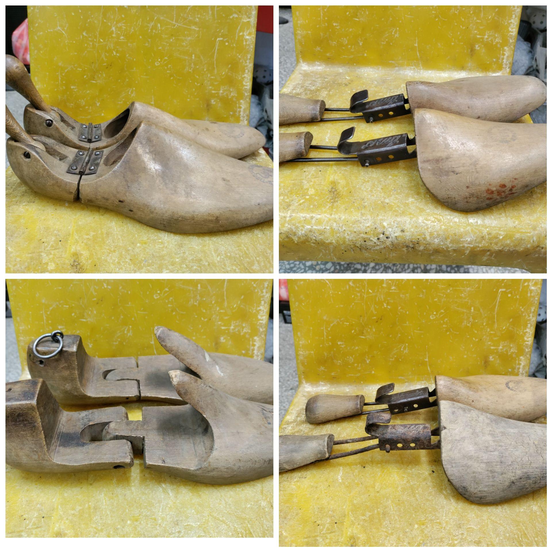 Стари калъпи,разпънки за обувки Salamander