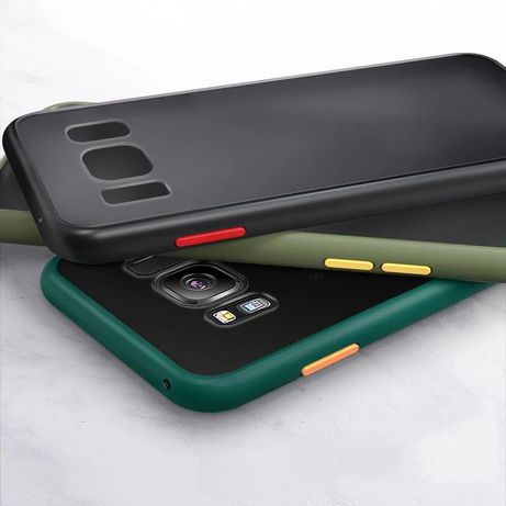 Цветен Кейс Rock за Samsung Galaxy S8 Супер Защита