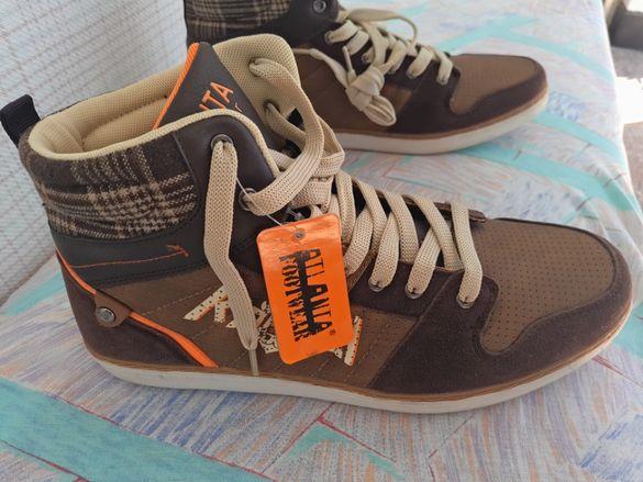 Високи кецове Atlanta shoes 44 номер