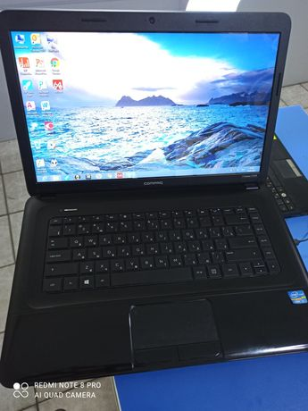 Срочно! Идеальный ноут Compaq (HP) Core i3-3110/RAM-4GB/HDD-500GB/