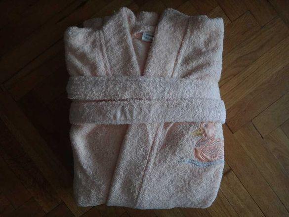 Нов качествен дамски халат 100% памук
