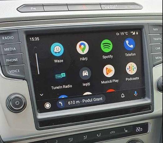 Volkswagen App-Connect Apple Carplay Android Mirrorlink Skoda Seat