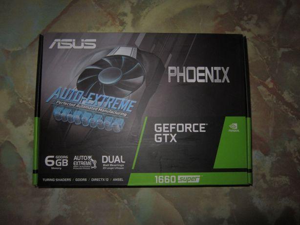 Asus gtx 1660 super phoenix oc