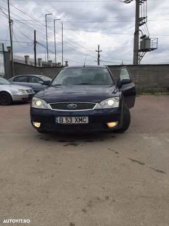 Ford Mondeo Ford Mondeo an 2007 Motor 2000 cm Diesel