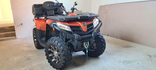 *RATE* -ATV-CF MOTO-520 L-An 2017 - 3.900 KM - EPS - *POLARIS  CAN AM*