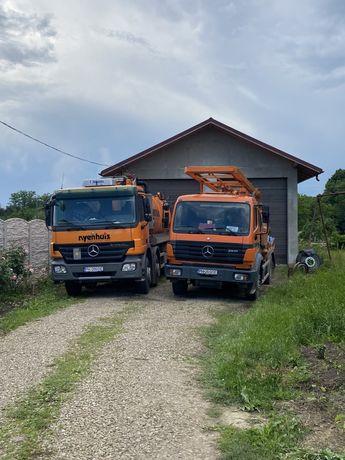 Servicii vidanjare/ desfundare canalizare Prahova-Ploiesti
