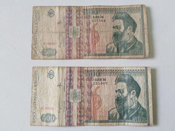 bancnota 500 lei