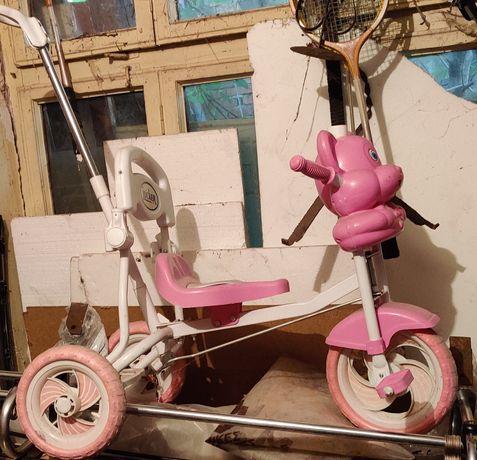 Детска триколка