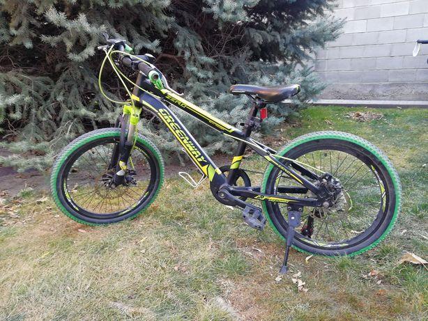 Продам велосипед GreenWay (подростковый)