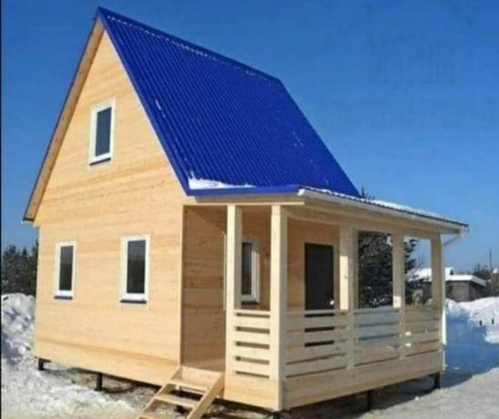 Vand si montez case din lemn