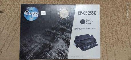 Продам картридж EP-CE 255X черный