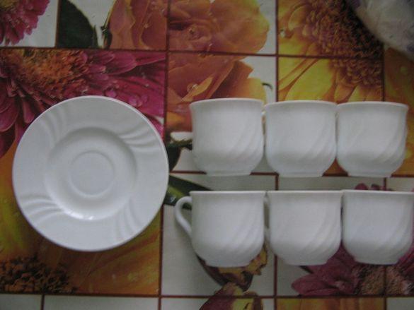 Сервизи за чай и торта (десерти)