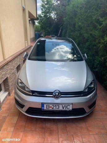 Volkswagen Golf 7 2.0TDI R-Line Full Option 150CP DSG, merge super!