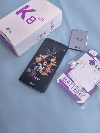 Продам смартфон LG K8 LTE 4G