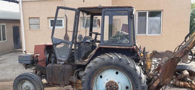 Трактор борэкс