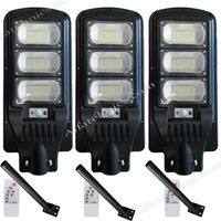 3x300W Xlight3 Соларни улични лампи