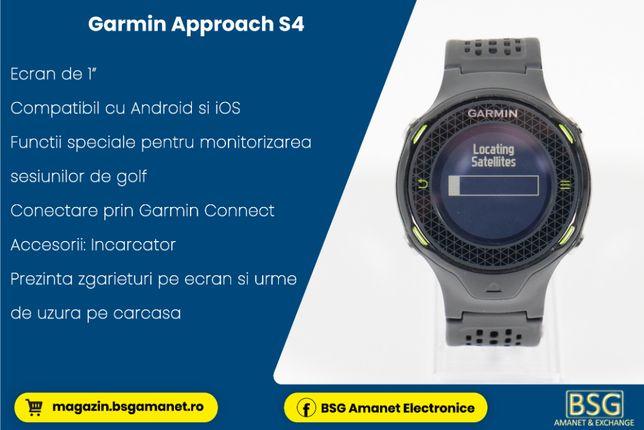Smartwatch Garmin Approach S4 - BSG Amanet & Exchange