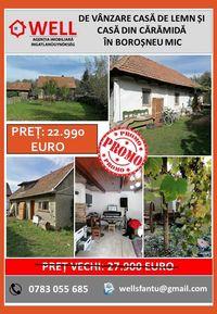 De vânzare casă familială în Boroșneu Mic, jud. Covasna