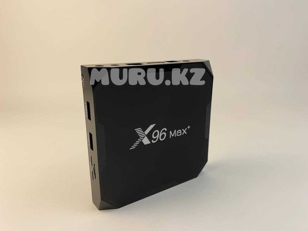 Android TV BOX X96 Max Plus 2GB ОЗУ 16 ГБ память приставка смарт тв
