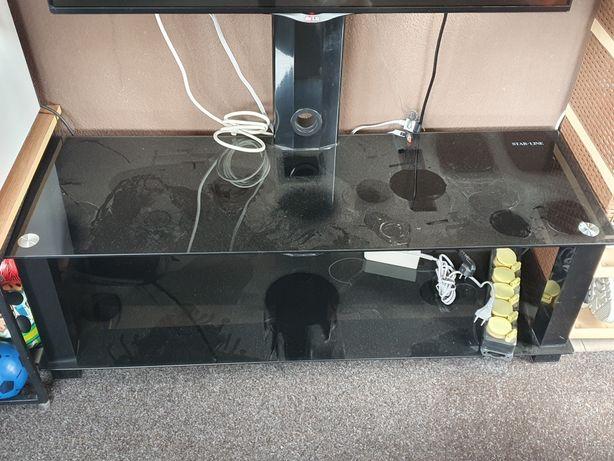 Stand TV LCD / LED, 2 rafturi, reglabil, 80 - 140 cm, 40 kg
