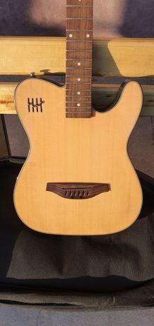 Электро акустическая гитара