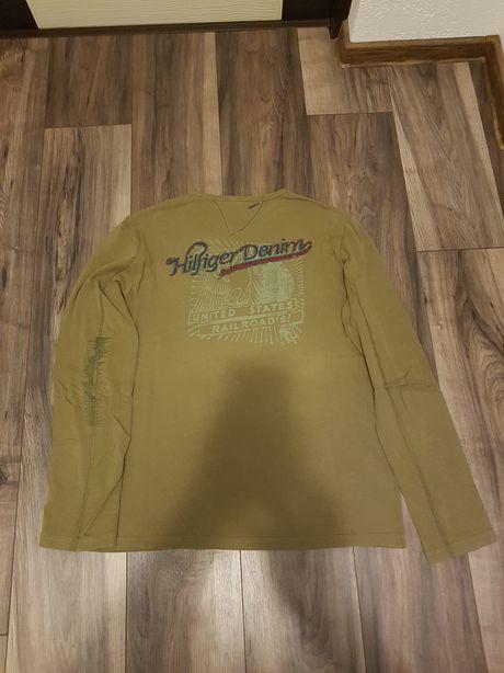 Vând bluză bărbați Tommy Hilfiger ORIGINAL mărime Large