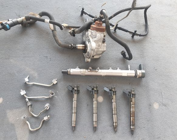 Injector injectoare pompa inalte rampa bmw n47 177