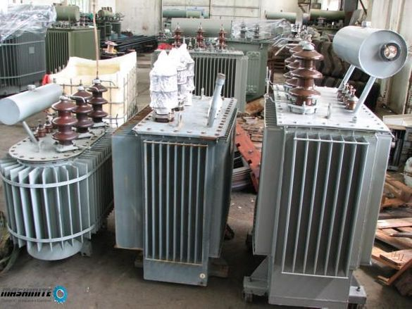Силови маслени трансформатори