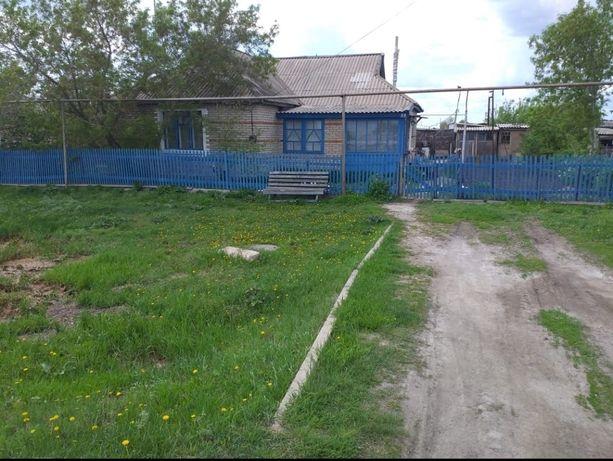 Продам хороший дом поселок Силантьевка Алтынсаринский район