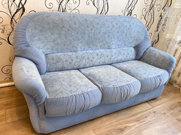 Продам диван. Трёхместный диван, двухместный диван