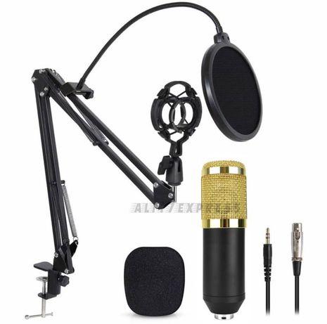 Кондерсаторный микрофон