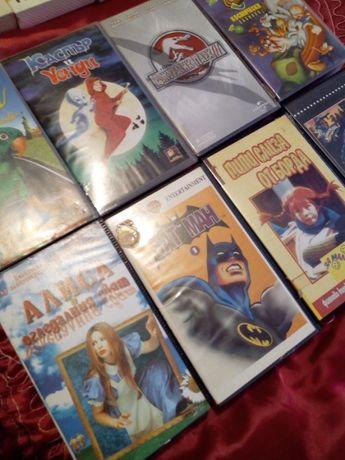 Видио касети от 1985-1995г