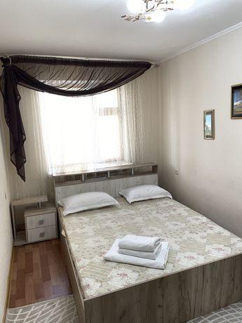 Центр 2-ком Шымкент посуточно Уютная квартира
