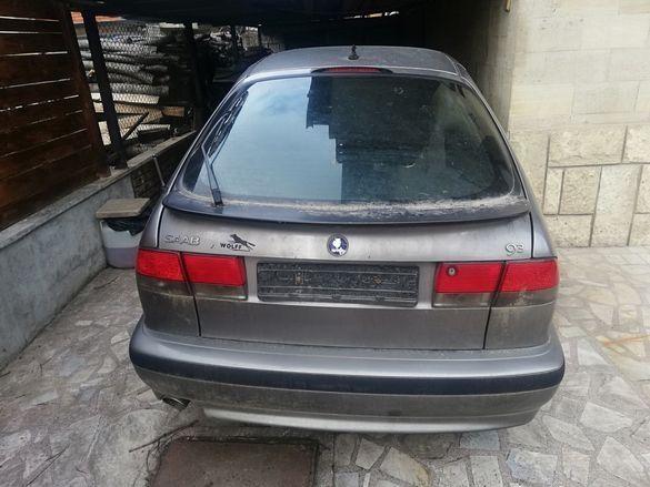 Saab2000 бензин турбо на части
