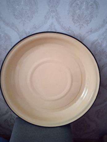 Посуда Для бешбармака с высоким бортиком