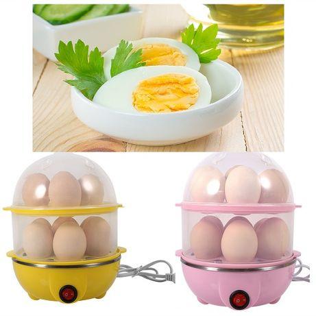 Яйцеварка за варене на яйца на пара My Dream Egg Cooker-на два етажа